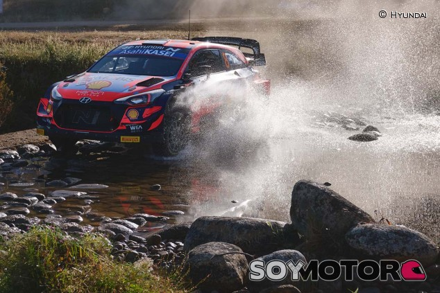 Rally Italia-Cerdeña 2021: dominio absoluto de Tänak; Sordo, segundo - SoyMotor.com