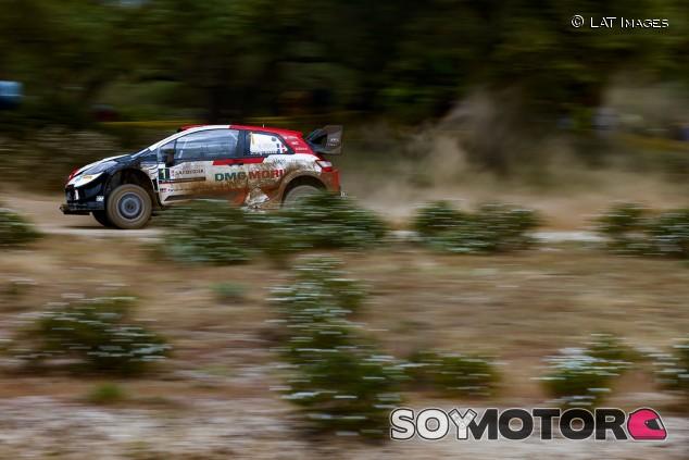 Rally Italia-Cerdeña 2021: Ogier gana y deja a los Hyundai 'tocados' en el Mundial - SoyMotor.com