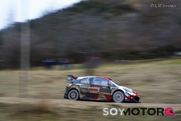 Rally Montecarlo 2021: Ogier gana la última edición de la 'era WRC' - SoyMotor.com