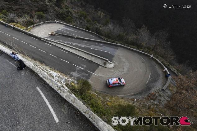 El Rally de Montecarlo modifica horarios y recorrido - SoyMotor.com