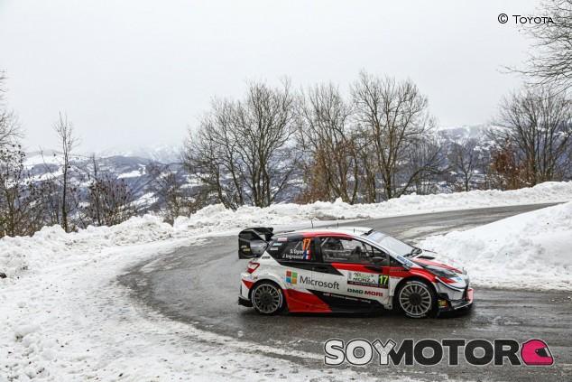 Rally Monza 2020: Ogier, a un paso del título tras el abandono de Evans - SoyMotor.com