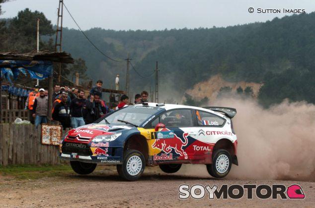 Loeb en el Rally de Turquía 2010 - SoyMotor.com