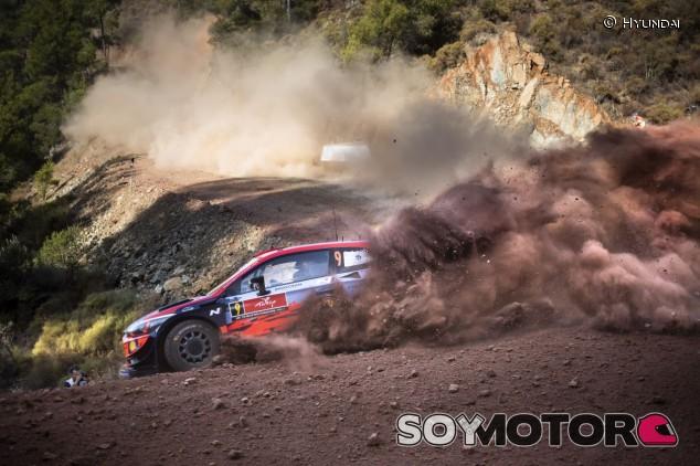 Rally Turquía 2020: Loeb lidera la etapa del viernes - SoyMotor.com