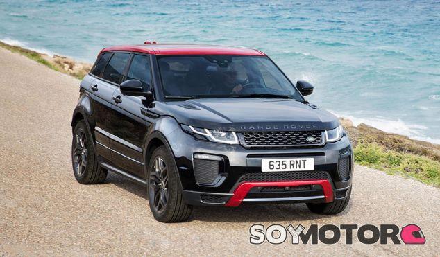 Esta es la imagen del Range Rover Evoque Ember Special Edition - SoyMotor