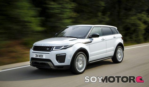 El Range Rover Evoque renueva su oferta antes de la llegada de la segunda generación - SoyMotor