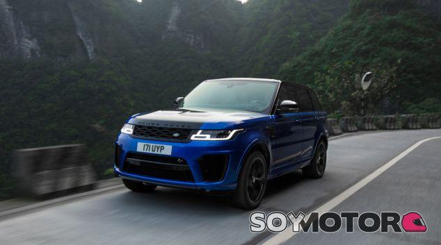 El Range Rover Sport SVR muestra sus bondades cosechando su primer récord - SoyMotor
