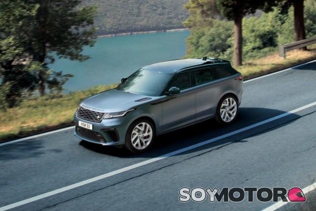 Range Rover Velar SVAutobiography Dynamic Edition: 550 caballos y lujo a raudales - SoyMotor.com