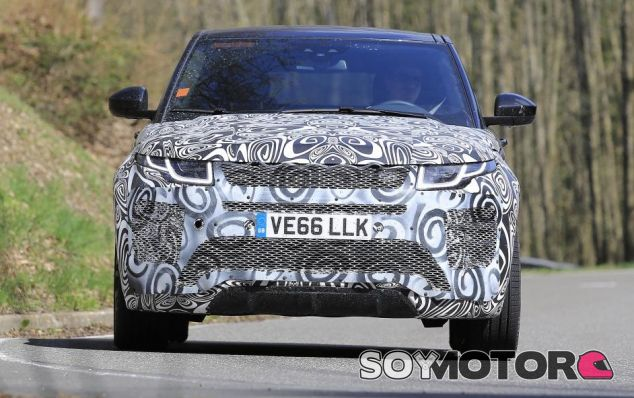 Range Rover Evoque PHEV 2018 - SoyMotor.com