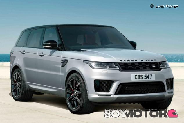 Range Rover Sport HST MHEV - SoyMotor.com