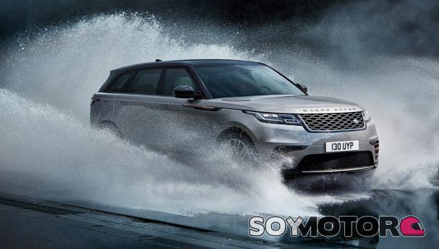 El lanzamiento del Range Rover Velar SVR es un paso lógico para la marca - SoyMotor