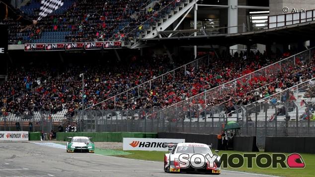 René Rast deja claro que es el campeón del DTM - SoyMotor.com