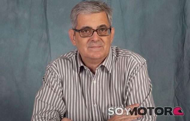 Raymond Blancafort trae sus '98 octanos' a LaF1.es