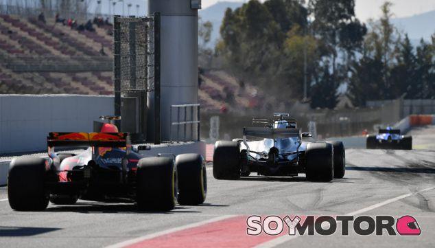 Verstappen ve a Red Bull más cerca de Mercedes este 2017 - SoyMotor.com