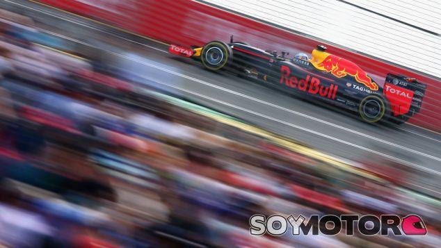 Red Bull fue bastante competitivo en el GP de Australia - LaF1