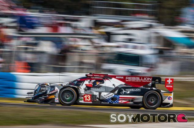 Rebellion saldrá en la pole en la 65ª edición de las 12 horas de Sebring- SoyMotor