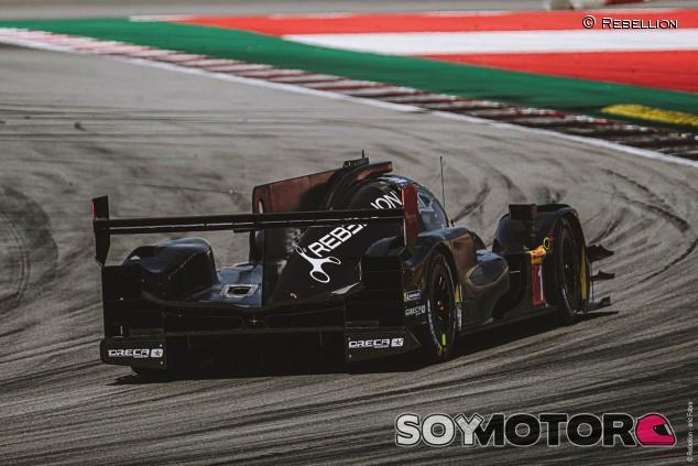 Rebellion alineará un segundo LMP1 en las 4 Horas de Silverstone - SoyMotor.com