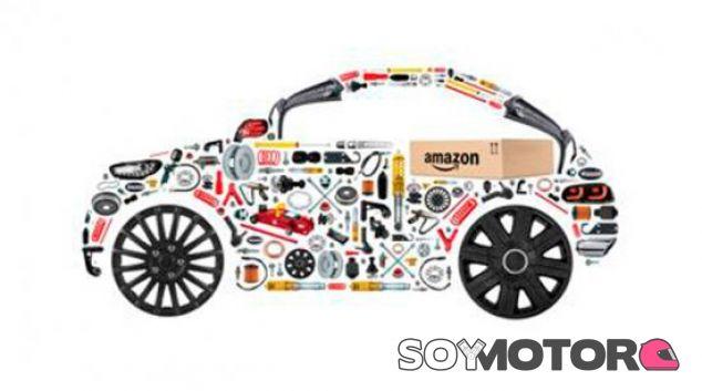 Recambios para tu coche en el mismo día ¡ahora en Amazon! - SoyMotor.com