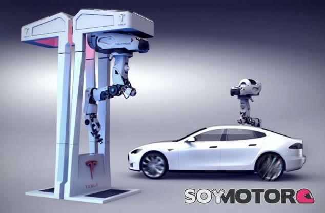 Recarga en movimiento - SoyMotor.com