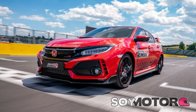El Honda Civic Type R sigue acumulando récords en su programa 'Type R Challenge 2018' - SoyMotor