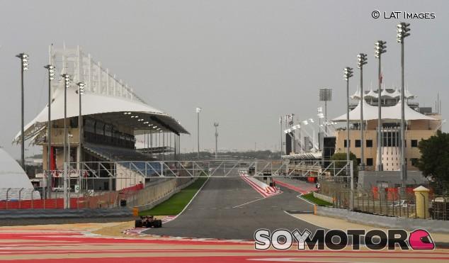 Baréin contará con tres zonas de DRS para 2020 - SoyMotor.com