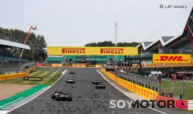 La covid-19 castiga económicamente a Liberty y la F1 - SoyMotor.com