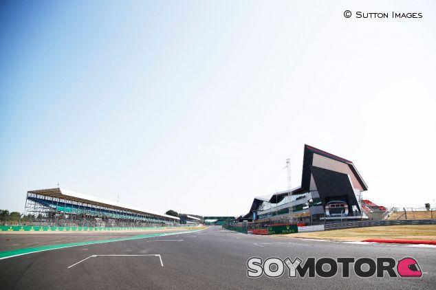 Recta principal de Silverstone –SoyMotor.com
