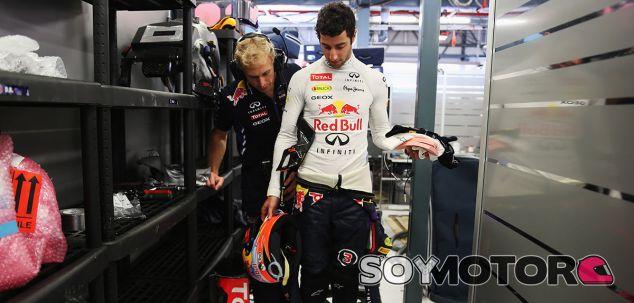 Red Bull presenta su recurso por la exclusión de Ricciardo a la FIA
