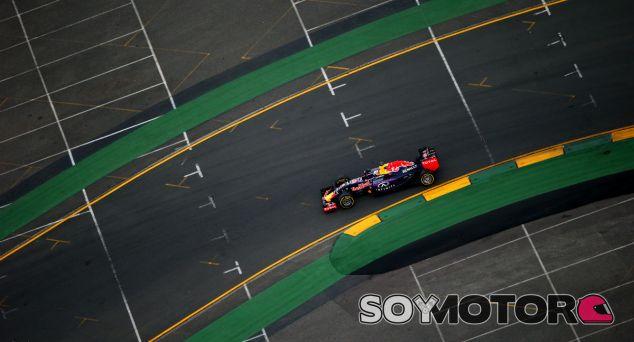 Red Bull ha sido, junto a McLaren, la gran decepción de la sesión de clasificación - LaF1