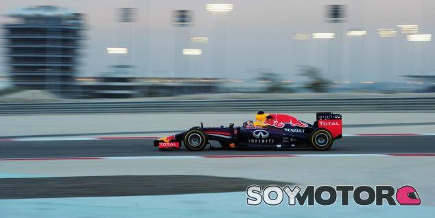 Red Bull en el GP de Baréin F1 2014: Previo
