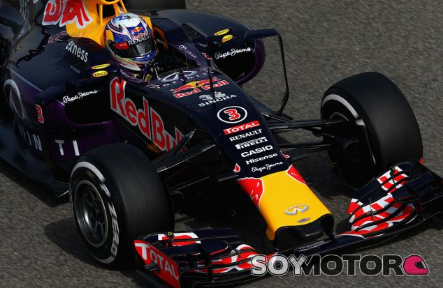 Daniel Ricciardo, hoy en Baréin - LaF1
