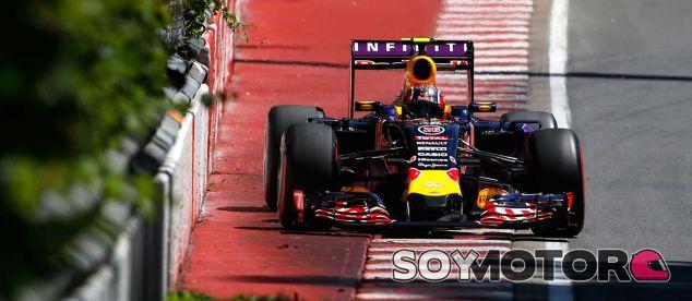 Daniil Kvyat en el Gran Premio de Canadá - LaF1