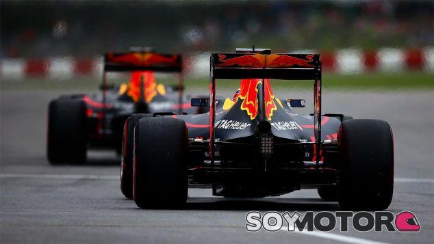 Daniel Ricciardo y Max Verstappen en Canadá - laF1