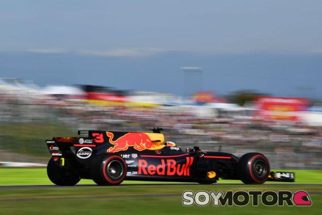 Ricciardo durante el GP de Japón - SoyMotor.com