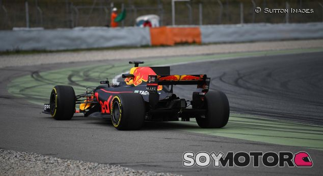 Red Bull en Barcelona - SoyMotor
