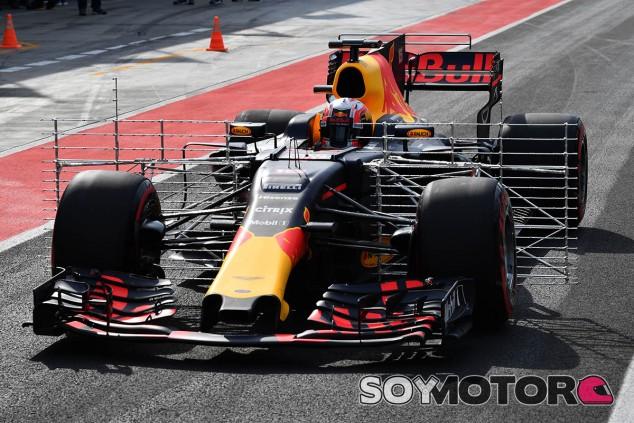 Red Bull va en la dirección correcta - SoyMotor