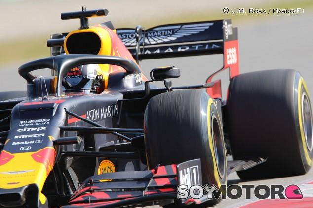 """Red Bull ganará """"al menos cinco carreras"""" en 2019, según Marko - SoyMotor.com"""
