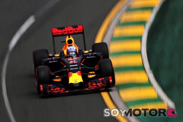 Red Bull sueña con estar arriba en la segunda mitad de año - LaF1