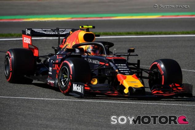 Alexander Albon en el GP de Bélgica F1 2019 - SoyMotor