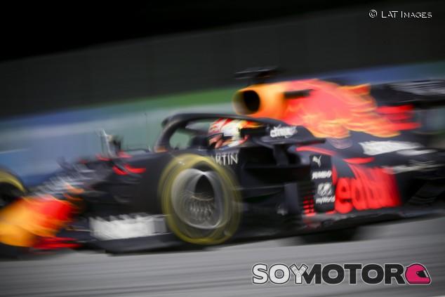 Red Bull en el GP de Estiria F1 2020: Viernes - SoyMotor.com