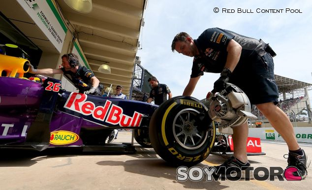 Daniil Kvyat en Brasil - LaF1