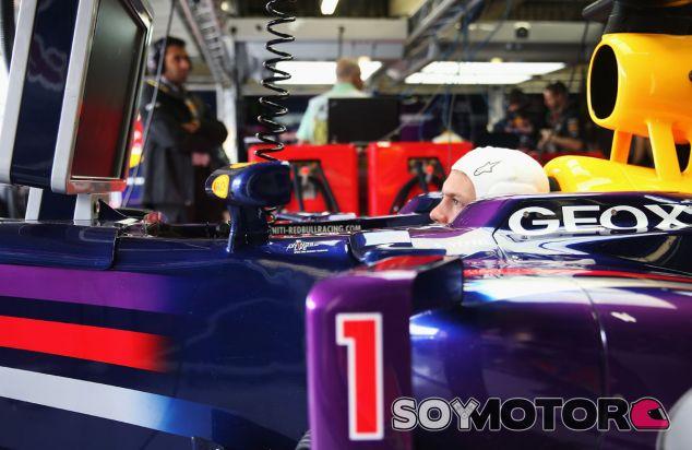 """Red Bull se prepara para un invierno """"extremadamente ocupado"""""""