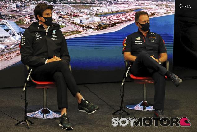 """Red Bull: """"No hay más circuitos como Monza o Sochi, donde Mercedes tiene ventaja"""" - SoyMotor.com"""