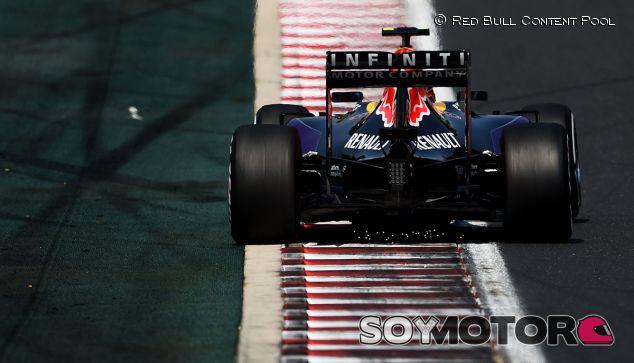 Daniil Kvyat en el pasado Gran Premio de Hungría - laF1
