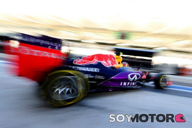 Red Bull confirma la marcha de Infiniti como patrocinador - LaF1