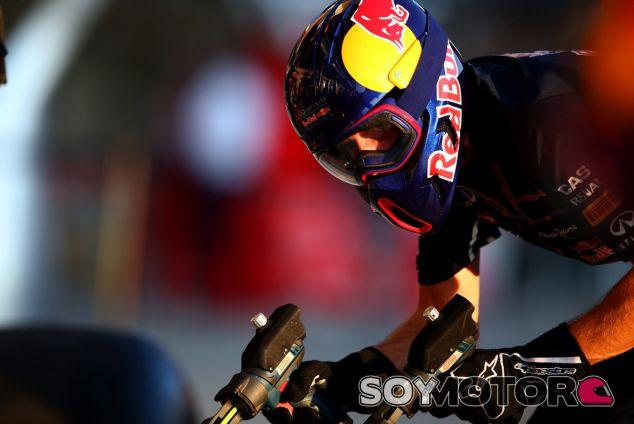 Red Bull en el GP de Brasil F1 2014: Previo