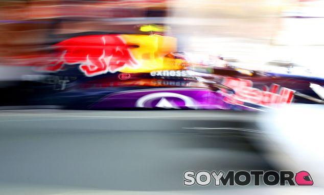 Daniil Kvyat en el pasado Gran Premio de Baréin - Laf1