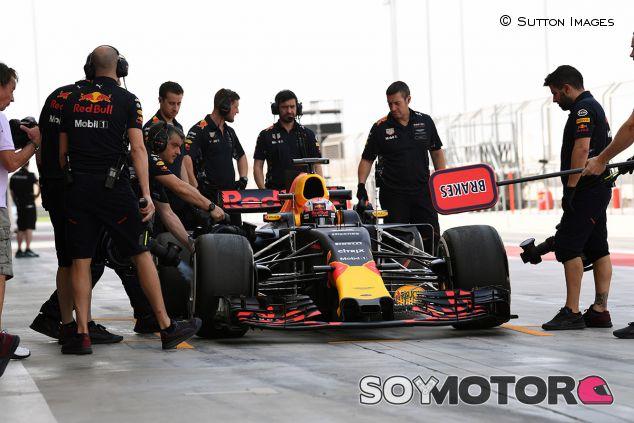 Red Bull en los test de Baréin - SoyMotor