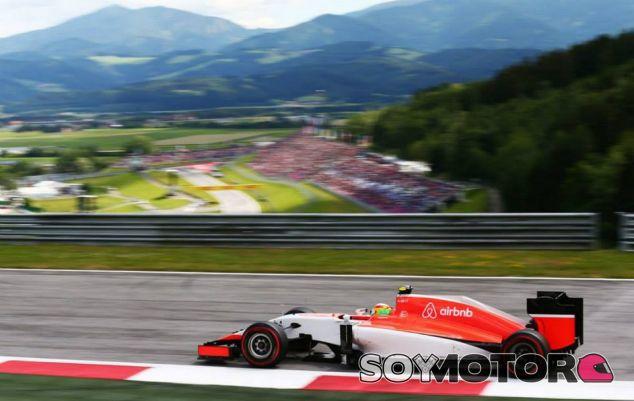 Roberto Merhi en Austria - LaF1