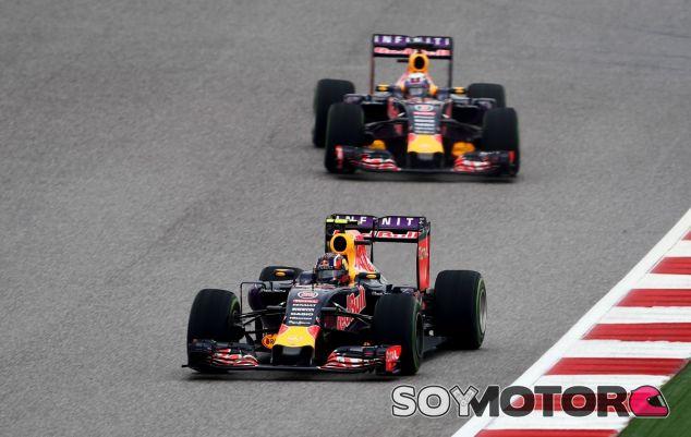 Red Bull afronta el GP de México con muchas ganas - LaF1