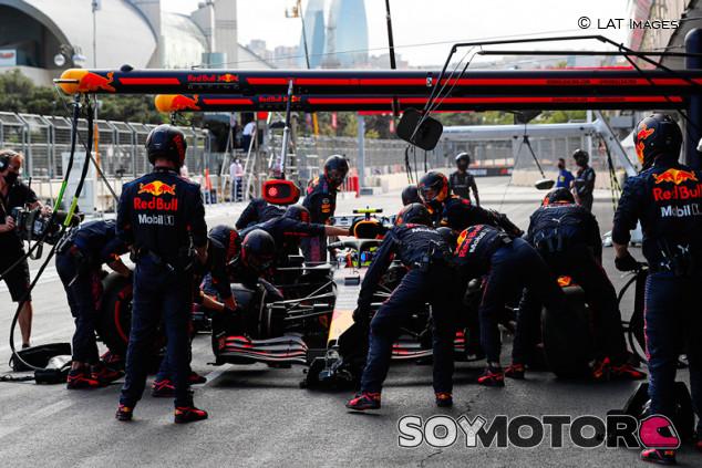 La FIA sospecha de paradas demasiado rápidas: cambios desde Hungría - SoyMotor.com